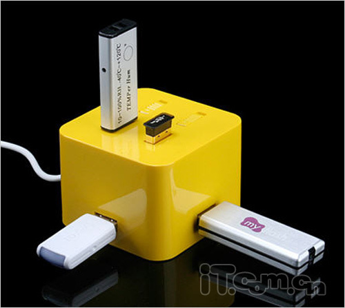 IT创意:千奇百怪的USB产品 - 苗得雨 - 苗得雨:网事争锋