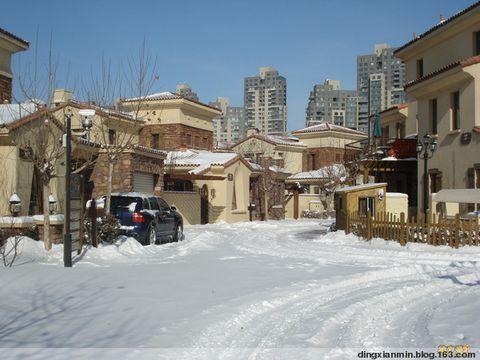 天津大雪 - dingxianmin - dingxianmin的博客