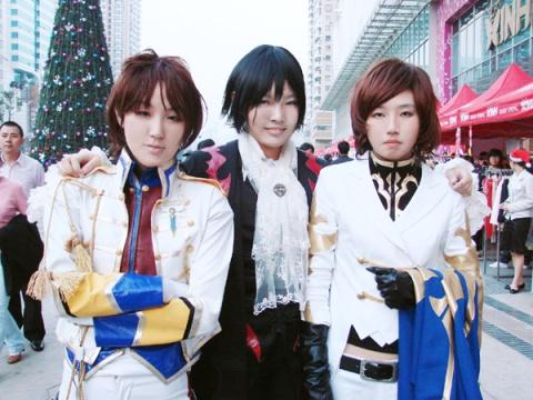 2008年12月13日南山信和春天漫展 - 林巽 - The Evening Sun