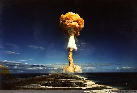 核武器究竟有多厉害? - 司古 - 司古的博客