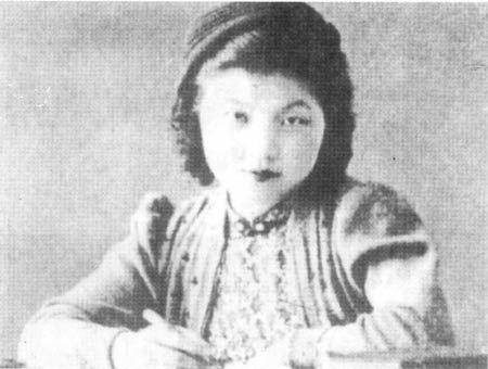 蒋经国的秘密夫人章亚若