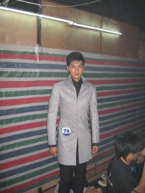 第九届CCTV模特大赛全国总决赛十佳——戴晨 - 110414 - 左岸麦田の魔男志