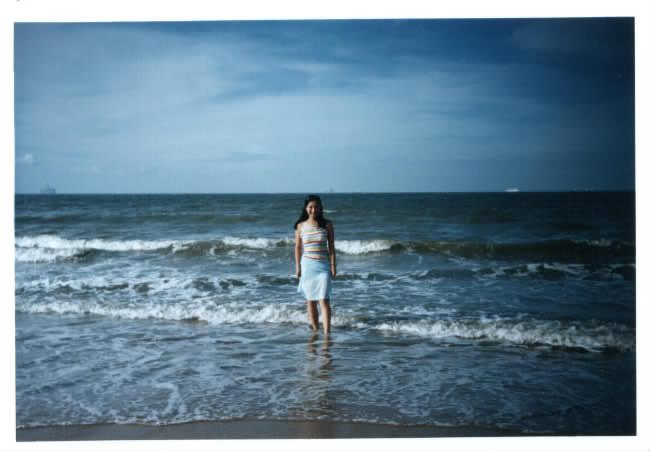 原创《海岛风情》 - merry - 娜娜的家園