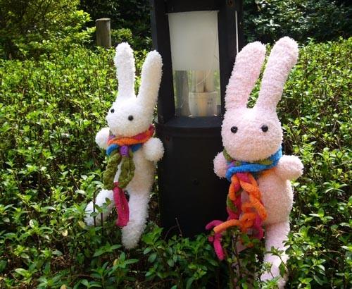 兔年来咯,教你亲手做个可爱的小兔子 - 甡★侞嗄歡 - The dream of alfalfa