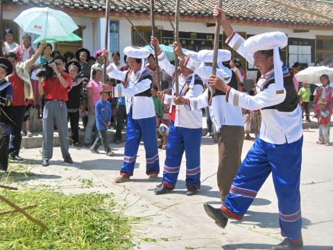 阿姹思议妮 - 王老师 - 尔苏藏族文化