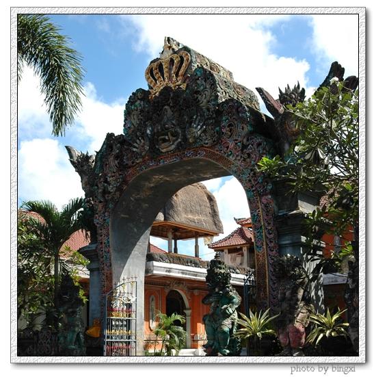 [原创] 巴厘岛的色彩之四:玄色的巴厘岛(1) - 冰溪 - 田园居