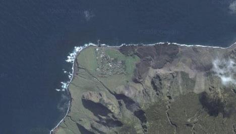 以前公认的最偏远的岛屿