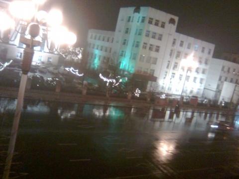 09的第一场雨…… - 独坐黄昏听雨声 - dzhhtys的博客