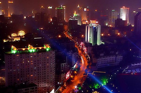 [城市风光] 中国三十四个省府城市风光(东北地区) - 鄂东山人 - 旅游摄影爱好者之家