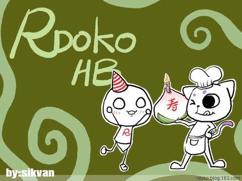 土豆仔RDoko——1岁了 - DenMo -