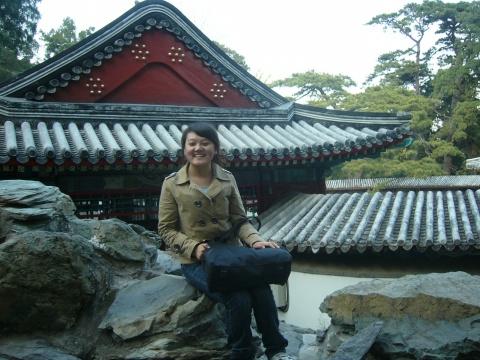 再到香山 - 饺子 - ......秘密花园......