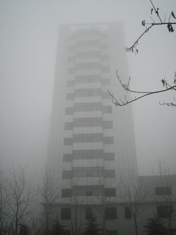 雾锁宿城 - 雪松 -  雪松的博客