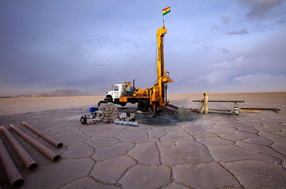 揭秘玻利维亚盐滩:蕴含540万吨锂(组图) - 博闻网 知道就好 -