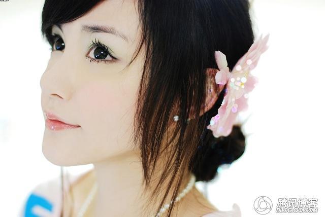 像夏天一样明媚,粉色闪亮任斯璐 - 冰豆 - 向六的空间