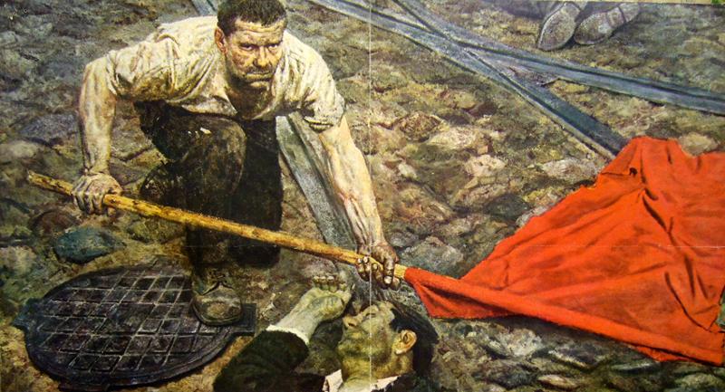 吴锡安:苏联时期的油画作品 - chenjianguo87 - chenjianguo87 的博客