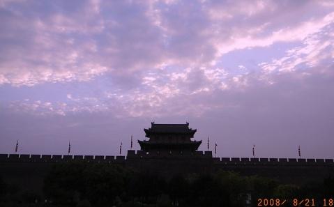 归来吧,我的孤鸟一样远飞的城【原创】 - 向怀月 - 向怀月-(2008-love)博客空间