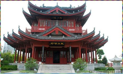 江西行—漫步九江 - 66 - 66的小屋