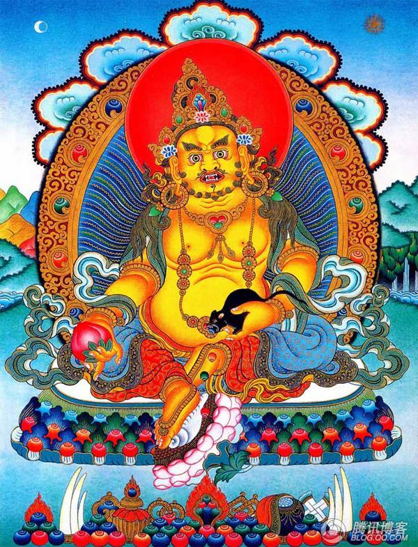 发财秘籍----【财神心咒】 - 圆力 - 大悲缘众生 智慧缘佛果