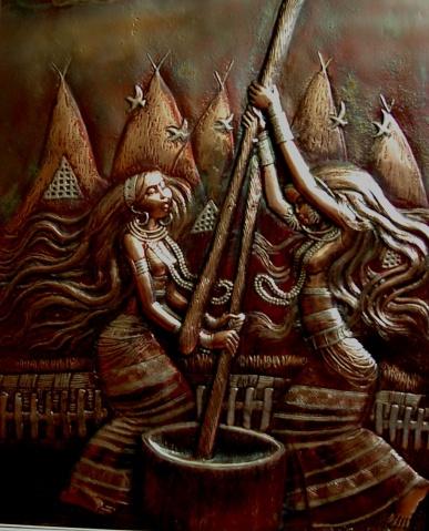 我的铜雕(浮雕)my Bronze Reliefs - 阿卡然说三 - 阿卡然说三