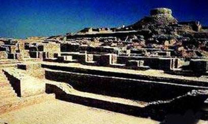 考古惊人发现 史前文明毁于核战争? - 永恒苦旅 - 永恒苦旅【原创】