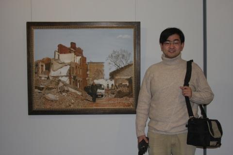 2008中青年艺术家推荐展作品(现场图) - 黄箫 - 黄箫的博客