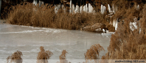 冬天的壶口及其他 - 指间沙 - 指间沙