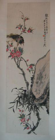 朱梦庐 ——— 海上画派写意花鸟的重要代表人物 - yonghong.qian - 钱永红博客 怀旧频道