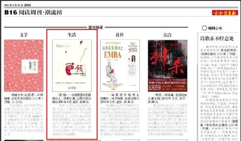 云南信息报、金融界读书刊发《搜 钱》书讯 - 亨通堂 - 亨通堂——创造有价值的阅读