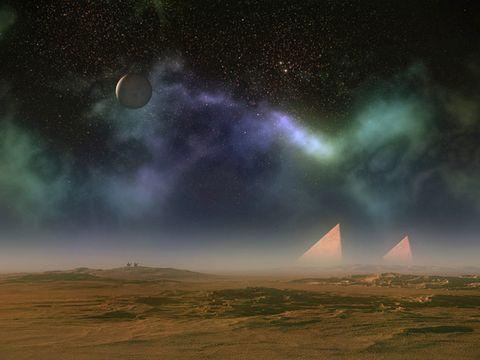 美丽的夜色 - 天高云淡 - 天高云淡