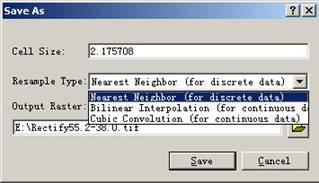 [转载]ArcGIS 影像图配准 - naigeer - naigeer的知识库
