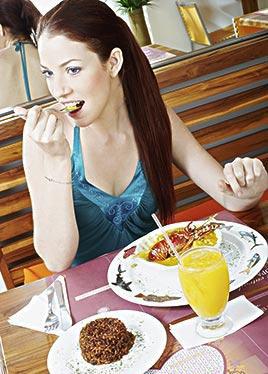 吃早餐减肥:很少很重要[图] - 秀体瘦身 - 金山教你如何边吃边减重