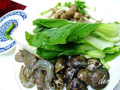 懒人版海鲜砂锅豆腐 - 可可西里 - 可可西里