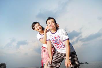 fishT-婚纱相(下) - N.s 24小王子 -