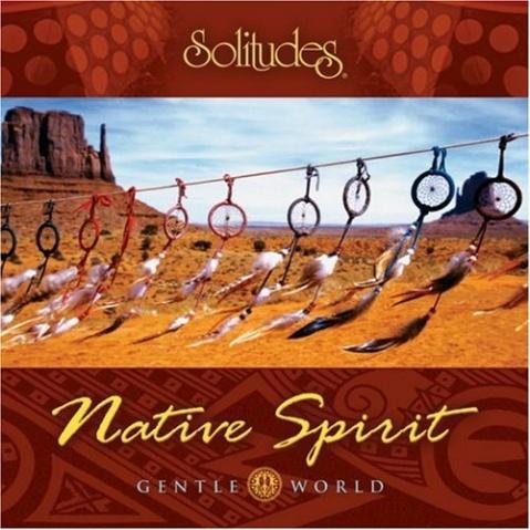 【专辑】Dan Gibson《原始灵魂》(Native Spirit)320Kbpsmp3 - 恩横之音 - 恩横之音