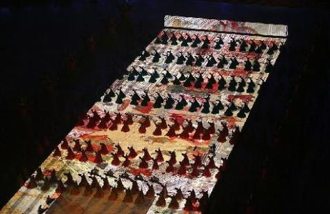 奥运美丽的画卷 - 永不言败 - 永不言败欢迎您