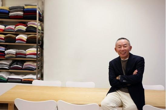 靠卖休闲服装成日本首富的人 - 孔健祥林 - 孔健祥林