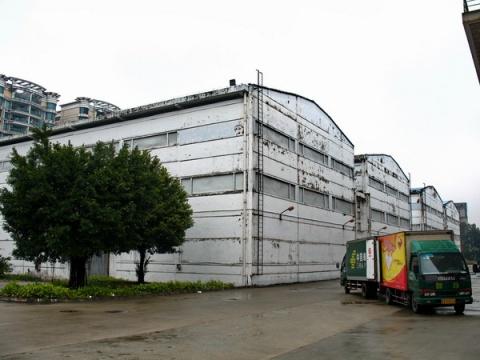 漫游广州之羊城创意产业园图片