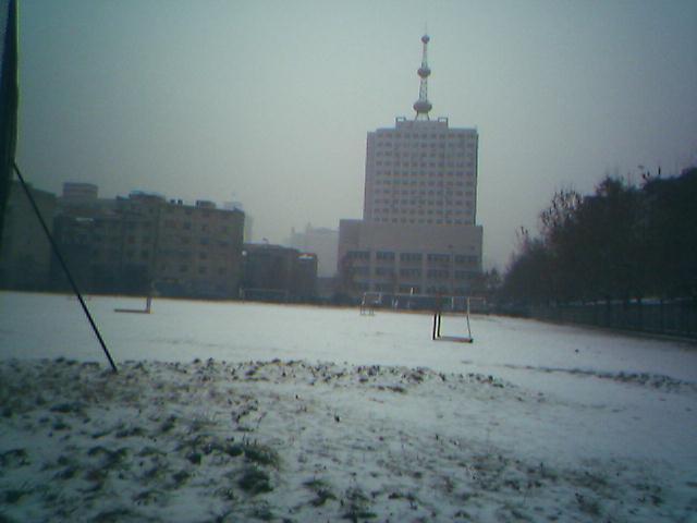 怀念西安.SetBitmap(Snow) - albin216 - 乐得思蜀--业精于专