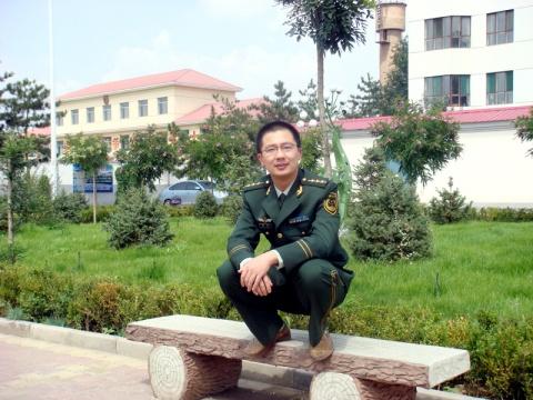 武警风采--边防上尉 - 军心飞扬的日志 - 网易博客