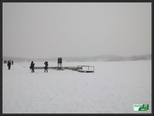 2010北京的第一场大雪(奥林匹克森林公园) - 刘兴亮 - 刘兴亮的IT老巢