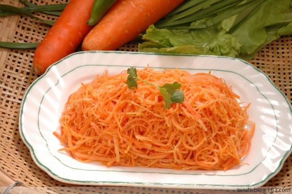 亲手为母亲做 --蒸拌萝卜丝  - 营养配餐师 - 丰收      博客