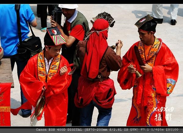【民俗采风】台胞寻祖恳亲 畲族四姓团圆 - xixi - 老孟(xixi)旅游摄影博客