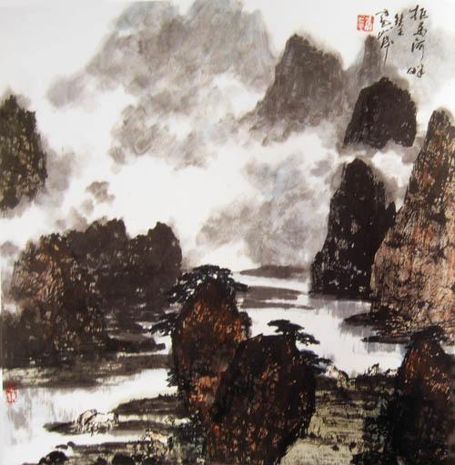 雷正民先生作品 - 京华书画家协会 - 京华书画家协会