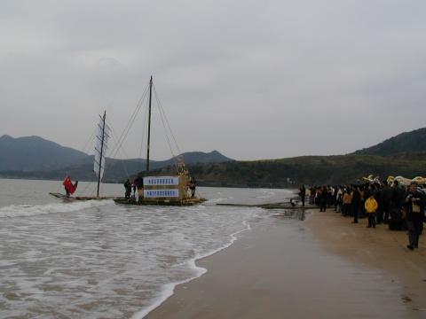 漂流起点南沙:中韩海上交往的历史地标 - 绿眉毛 - 弘扬舟船文化 传承海洋文明