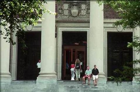 哈佛大学 - 鹏程万里 - 我的大学生活