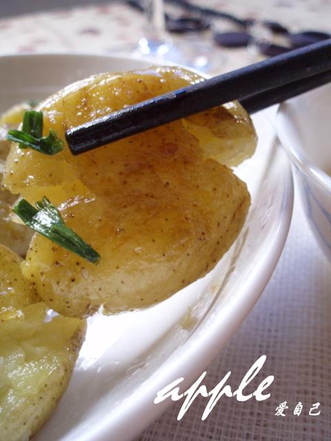 应聘洗碗工------家常版煎土豆 - 可可西里 - 可可西里