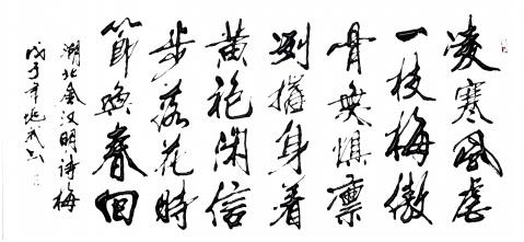 感谢书缘先生的珍品—蒋兆武老师的书法 - 无再少 - 无再少的博客