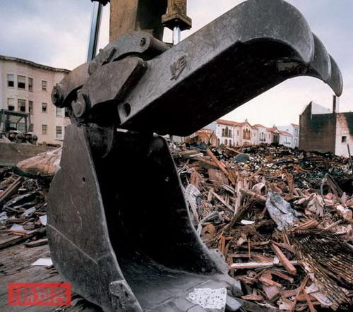 救灾利器——灾难中的科技细节 - 《新知客》杂志 - 新知客