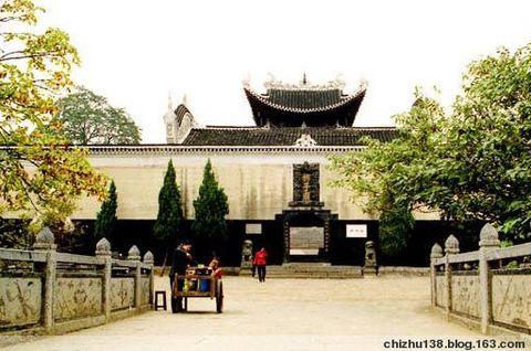 139 [律诗二首]  永州拜谒柳子庙 - 赤竹山人 - 赤竹山人