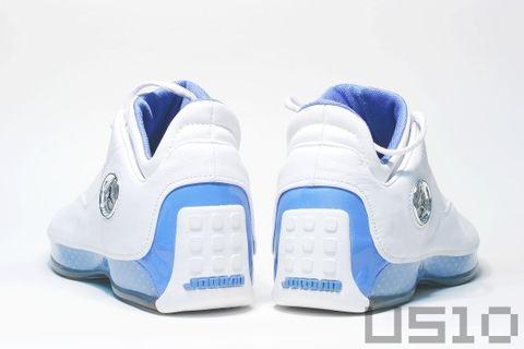 北卡兰-夏天的颜色 AIR JORDAN 18 Low - US10 - US10的鞋子们的故事